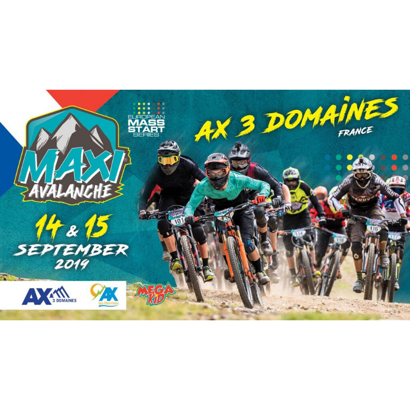 Maxiavalnche Ax 3 domaines